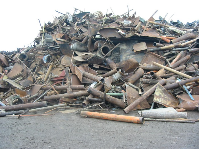 tái chế sắt phế liệu